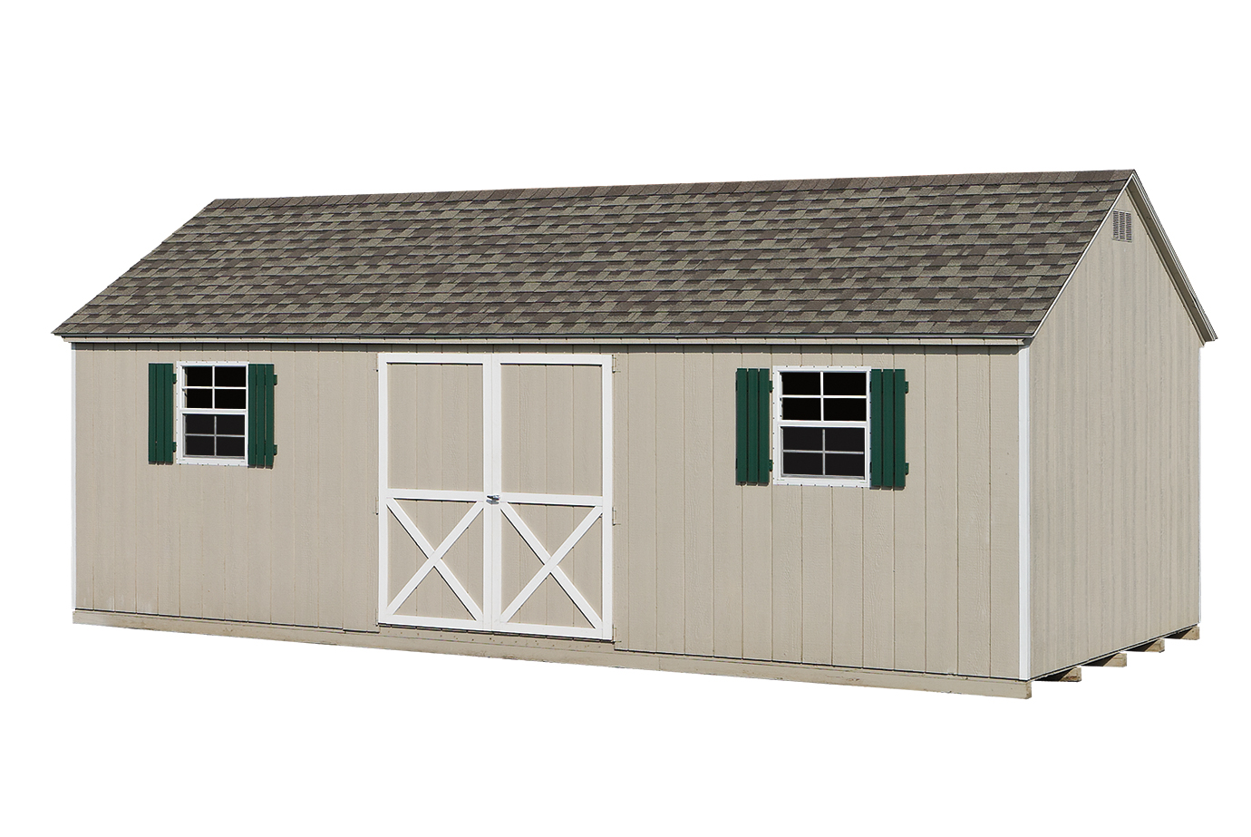 12 x24 a frame amish sheds from bob foote. Black Bedroom Furniture Sets. Home Design Ideas