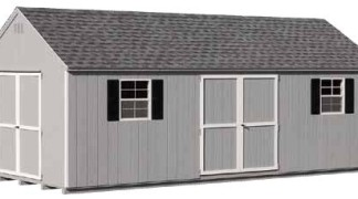 Standard with Smartside siding and 2x4s 24