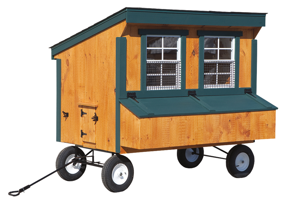 4 X 6 Rolling Lean To 171 Amish Sheds From Bob Foote